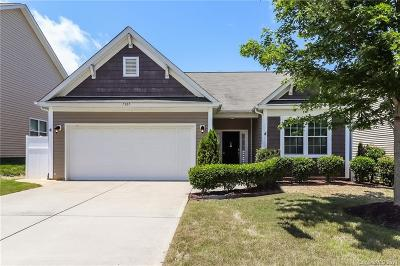 Charlotte Single Family Home For Sale: 7307 Toxaway Lane
