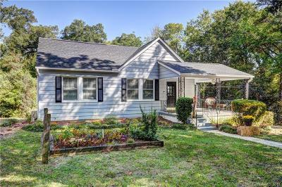 Concord NC Single Family Home For Sale: $238,900