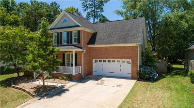 Rock Hill Single Family Home For Sale: 1463 The Crossing