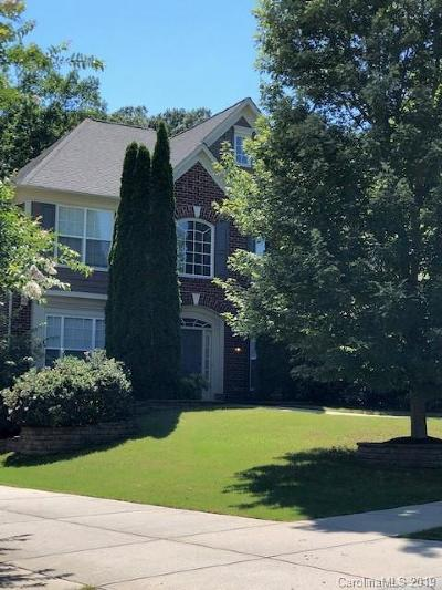 Matthews Rental For Rent: 426 Willow Brook Drive