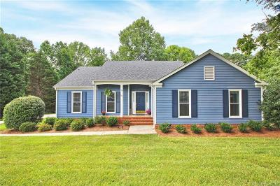 Charlotte NC Single Family Home For Sale: $242,000