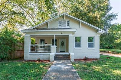 Gaston County Single Family Home For Sale: 115 E 4th Avenue