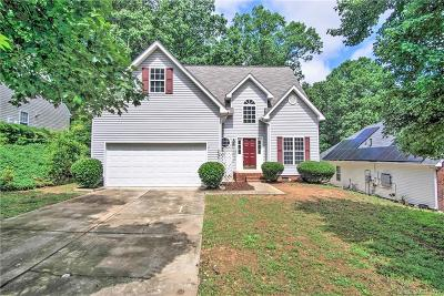 Fort Mill Single Family Home For Sale: 819 Knightsbridge Road