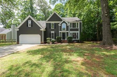 Single Family Home For Sale: 9633 Newby Lane