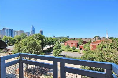 Charlotte Condo/Townhouse For Sale: 710 Trade Street #501