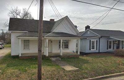 Mooresville Single Family Home Under Contract-Show: 547 N Church Street
