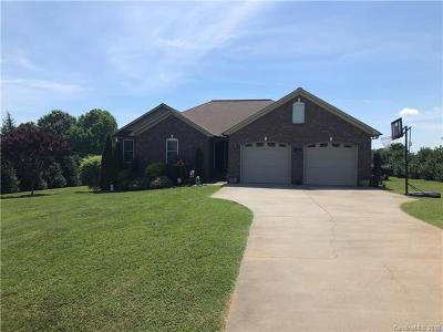 Vale Single Family Home For Sale: 1784 Union Heights Court