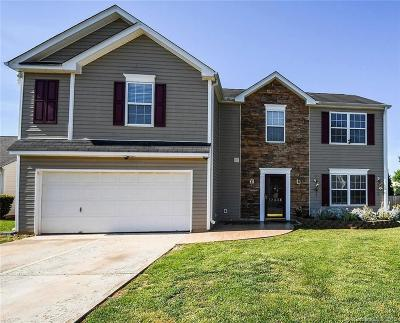 Charlotte NC Single Family Home For Sale: $224,900