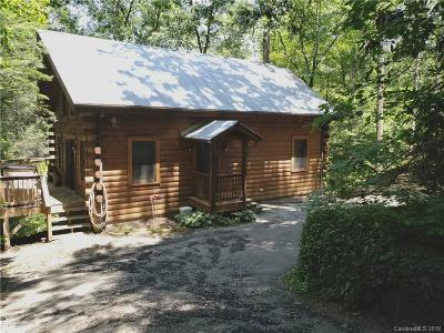 Lake Lure NC Single Family Home For Sale: $325,000
