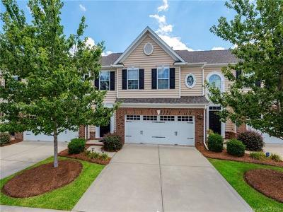 Charlotte Condo/Townhouse For Sale: 9431 Alice McGinn Drive