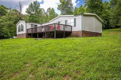Rutherfordton NC Single Family Home For Sale: $119,000
