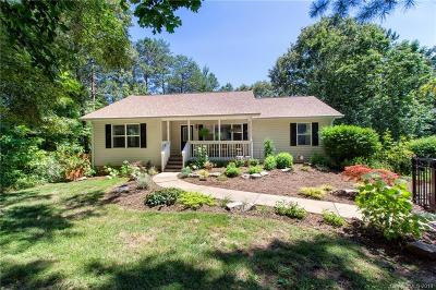 Weaverville Single Family Home For Sale: 26 Rabbit Ridge