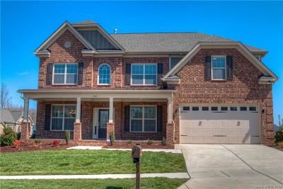 Waxhaw Single Family Home Under Contract-Show: 1601 Millbridge Parkway