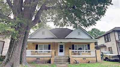 Spencer Multi Family Home For Sale: 507 Iredell Avenue