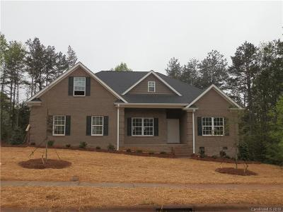 Cabarrus County Single Family Home For Sale: 3273 Fairmead Drive #82