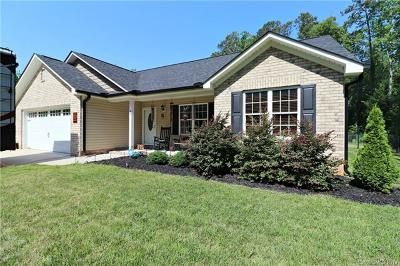 Concord NC Single Family Home For Sale: $219,900