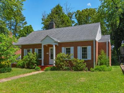 Asheville Single Family Home For Sale: 11 Colonial Place