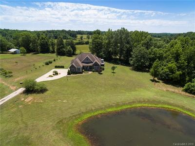 Single Family Home For Sale: 4657 Hickory Grove Road