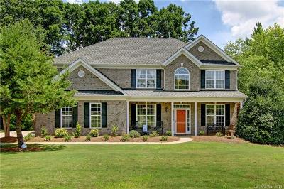 Statesville Single Family Home For Sale: 176 Winter Flake Drive #9