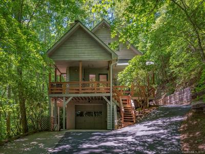 Haywood County Single Family Home For Sale: 98 Creekside Drive