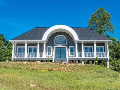 Buncombe County, Haywood County, Henderson County, Madison County Single Family Home For Sale: 52 Governor Thomson Terrace