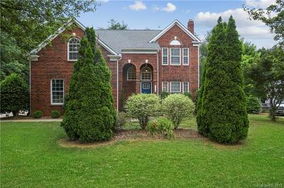 Mooresville Single Family Home For Sale: 112 Monterey Drive