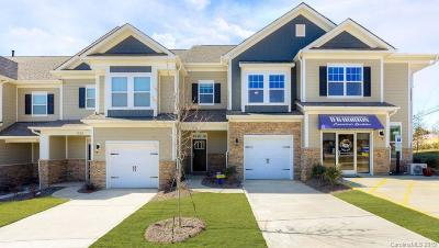 Lake Wylie Condo/Townhouse For Sale: 727 Little Blue Stem Drive #1002