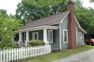 Single Family Home For Sale: 309 S Shaver Street