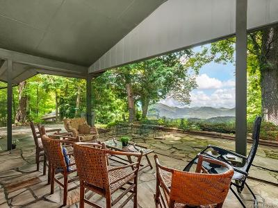 Waynesville Single Family Home For Sale: 100 Grouse Ridge Road