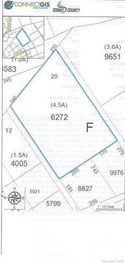 Residential Lots & Land Under Contract-Show: 4.4ac Molly Springs Road