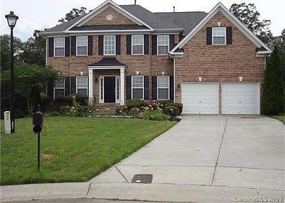 Harrisburg Single Family Home For Sale: 8303 Burgundy Ridge Drive