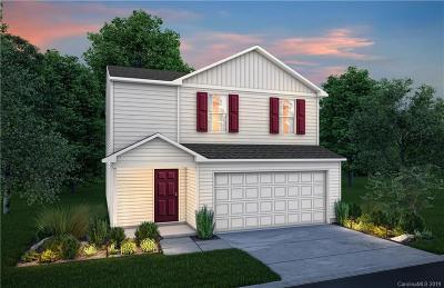 Oakboro Single Family Home For Sale: 641 Buckskin Drive #51