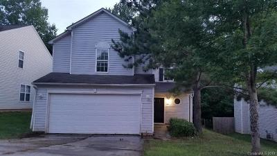 Charlotte Single Family Home For Sale: 10223 Seedling Lane