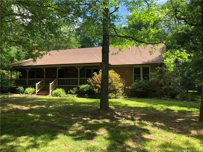Indian Trail Single Family Home For Sale: 311 Frontier Circle