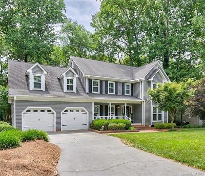 Single Family Home Under Contract-Show: 10010 Hanover Hollow Drive