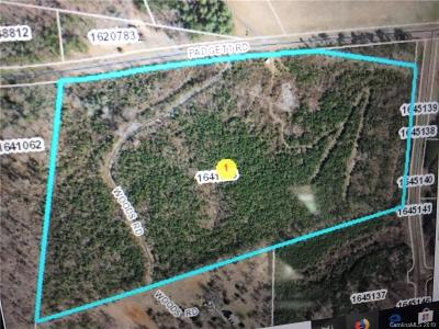 Residential Lots & Land For Sale: Padgett Road