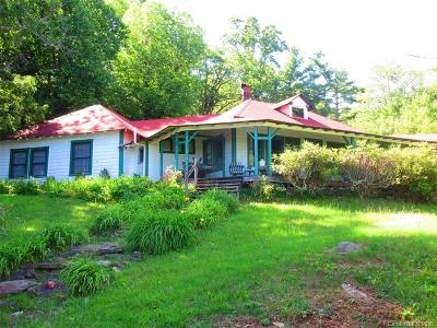 McDowell County Single Family Home For Sale: 710 Grassy Mountain Road