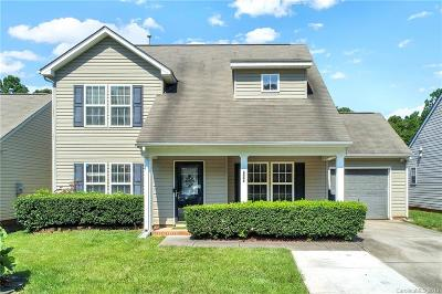 Hickory Ridge Single Family Home Under Contract-Show: 6849 Parkers Crossing Drive