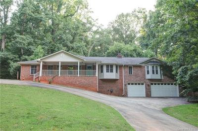 Belmont Single Family Home For Sale: 1201 Hunting Ridge Drive
