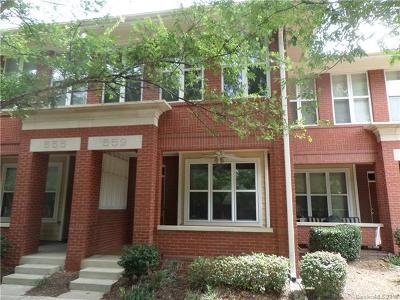 Charlotte Rental For Rent: 559 E 9th Street