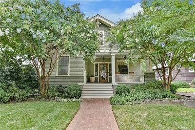 Dilworth Single Family Home Under Contract-Show: 1932 Park Road