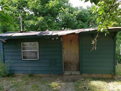 Asheville Single Family Home For Sale: 1 Westview Lane