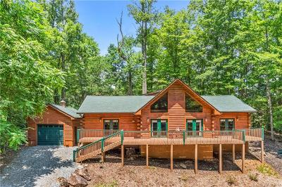Lake Lure Single Family Home For Sale: 382 Bolt Road