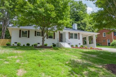 Charlotte Single Family Home For Sale: 5110 Wedgewood Drive