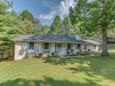 Hendersonville Single Family Home For Sale: 209 Trappers Trail