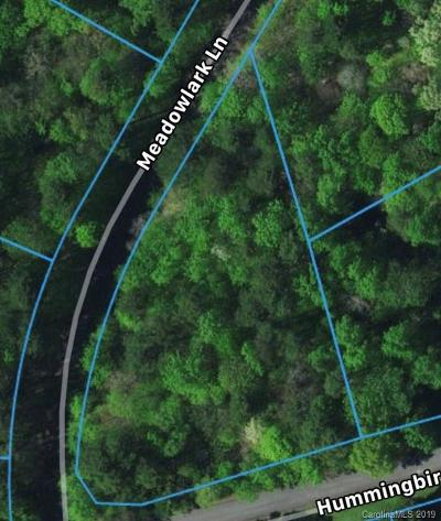 Statesville Residential Lots & Land For Sale: 19 Hummingbird Lane