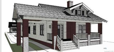 Dilworth Single Family Home For Sale: 1917 Euclid Avenue