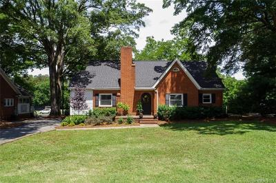 Mint Hill Single Family Home For Sale: 7207 Matthews Mint Hill Road