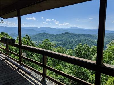 Single Family Home For Sale: 1200 High Rock Mountain Road