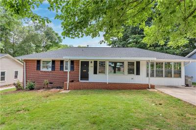 Gaston County Single Family Home Under Contract-Show: 1301 Lynhurst Drive